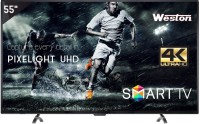 Weston 140cm (55 inch) Ultra HD (4K) LED Smart TV(WEL-5500)