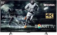 Weston 140 cm (55 inch) Ultra HD (4K) LED Smart TV(WEL-5500)