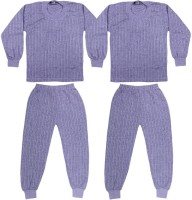 Laser X Top - Pyjama Set For Boys(Blue)