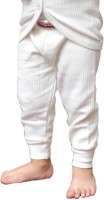 Warm Up Pyjama For Boys(White)