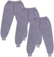 Laser X Pyjama For Boys(Grey, Pack of 3)