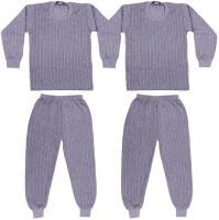 Laser X Top - Pyjama Set For Boys(Black)