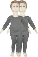 Unix Top - Pyjama Set For Boys(Grey)