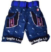 British Terminal Three Fourth For Boys(Blue Pack of 1)