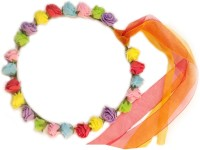 Ziggle Birthday Princess Tiara(Multicolor, Pack of 1)