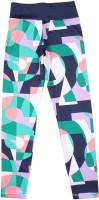 ADIDAS Printed Girls Multicolor Tights