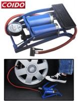 Coido 100 psi Tyre Air Pump for Car & Bike