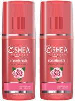 Oshea Herbals Rose Fresh Facial Skin Toner 120ml (Pack of 2)(240 ml)
