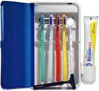 Dr. Morepen Sterilizer Toothbrush Sanitizer(5 Brushes)