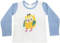 Always Kids Party Cotton Top(Blue, Pack of 1)
