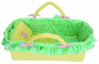 Manhattan Toy Doll Accessories Toy Accessory(Manhattan, Toy, Stella, Moses, Basket Multicolor)