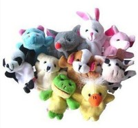 3kFactory Finger Puppets(Pack of 10)