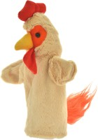 Cuddly Toys Rooster Hand Puppets