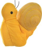 Cuddly Toys Snail Educational Hand Puppet Hand Puppets(Pack of 1)
