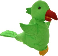 Cuddly Toys Parrot Hand Puppets