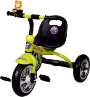 HLX-NMC Kids Racing Green TC801GR Tricycle(Green)