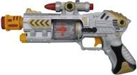 Adneo Adneo Laser Sound Gun Toy Guns & Darts(Multicolor)