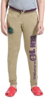 Red Ring Track Pant For Boys(Green)