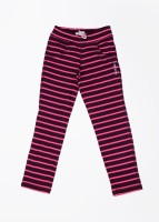 Reebok Track Pant For Girls(Multicolor)