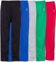 Ultra Fit Track Pant For Boys(Multicolor)