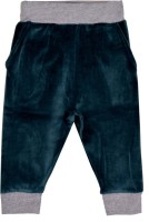 Lil Orchids Track Pant For Girls(Green)
