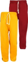 Wee Care Track Pant For Boys(Maroon)