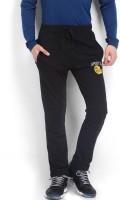Sports 52 Wear S52wwwt11 Solid Men's Black, Yellow Track Pants