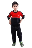 Fizzi Solid Boys Track Suit