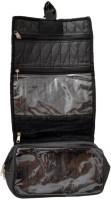 Srajanaa Shaving Accessory Organiser / Shaving Kit / Travel accessories(Black)