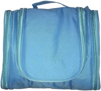 Everyday Desire Multipurpose Hanging Travel Men and Women Deluxe Toiletry Bag Wash Makeup Organizer Pouch Women Big Cosmetic Bags - Blue Travel Toiletry Kit(Blue)