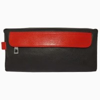 Chimera Leather 3638 Travel Toiletry Kit(Black)