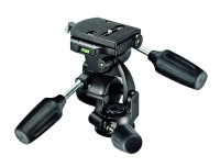 Manfrotto 808RC4 (Ball Head)(Black, Supports Up to 8000 g)