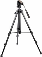 Simpex VCT-888 Tripod Kit(Black, Supports Up to 5000 g)