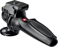 Manfrotto 327RC2 Tripod Ball Head(Black, Supports Up to 5500 g)