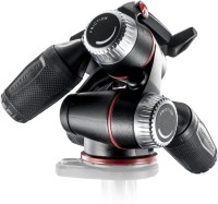 MANFROTTO MHXPRO-3W Tripod Ball Head(Black, Supports Up to 8000 g)