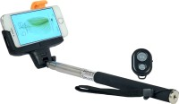 Smartmate Selfie Stick SBST - 001(Black, Supports Up to 400 g)