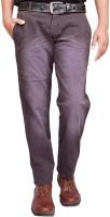 British Terminal Regular Fit Men's Brown Trousers