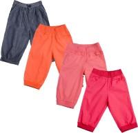 Addyvero Regular Fit Girls Multicolor Trousers