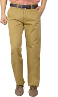 Studio Nexx Regular Fit Men's Green Trousers