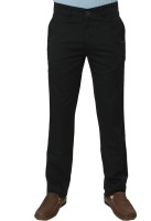 Klix Regular Fit Men's Grey Trousers