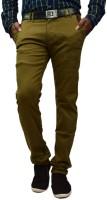 British Terminal Slim Fit Men's Green Trousers