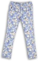 Lilliput Regular Fit Girls Multicolor Trousers