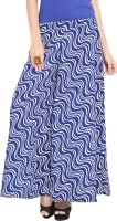 Trend Arrest Regular Fit Women's Blue Trousers