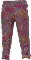 Babiano Regular Fit Girls Multicolor Trousers
