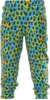 Babiano Regular Fit Girls Green Trousers