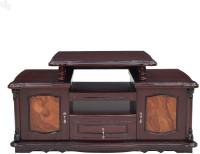 View RoyalOak Rose Engineered Wood TV Entertainment Unit(Finish Color - Honey Brown) Price Online(RoyalOak)