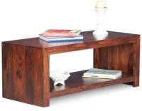 View Home Edge Solid Wood TV Entertainment Unit(Finish Color - Honey) Furniture (Home Edge)