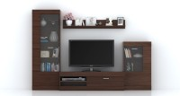 Urban Ladder Ferdinand 2 Entertainment Engineered Wood TV Entertainment Unit(Finish Color - Dark Oak)