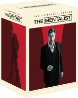 The Mentalist: The Complete Series Collection - Season 1-7 1 TO 7(DVD English)