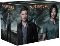 Supernatural Season 1-9 DVD 1 To 9(DVD English)